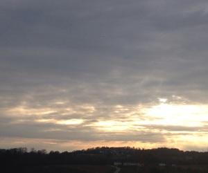 beautiful, sky, and sun image