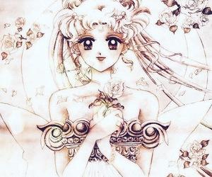 anime, sailor moon crystal, and colorful image