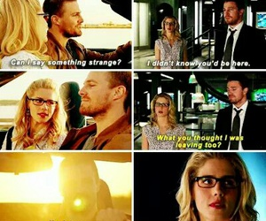 arrow, otp, and finales image