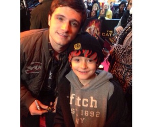 the hunger games, catching fire, and jhutch image