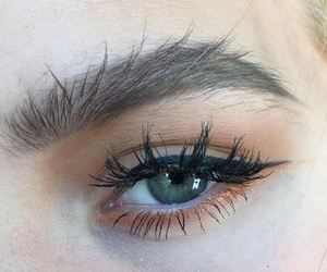 pale, aesthetic, and eye image