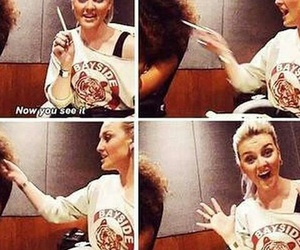 perrie edwards, funny, and little mix image