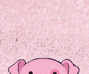 pig, pink, and gravity falls image