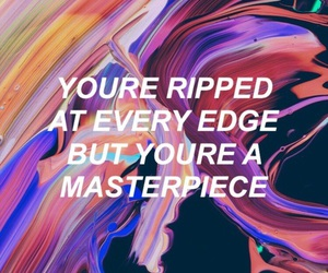 Lyrics, colors, and halsey image