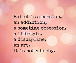 ballet, dance, and lifestyle image