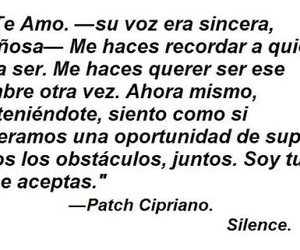 silence, patch, and hush hush image