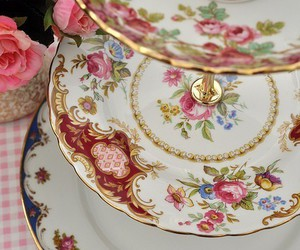 beautiful, porcelain, and cup image