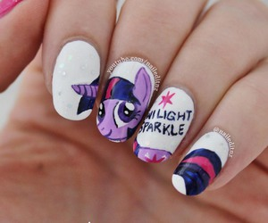 beauty, girl, and my little pony image