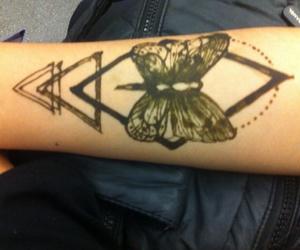 tattoo and hena image