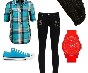 tomboy and outfit image