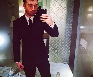 handsome and sam smith image