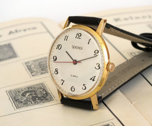 etsy, wristwatch, and men watch image