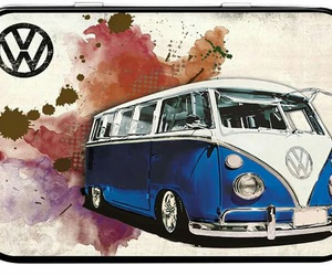 painted, schild, and vw bulli image