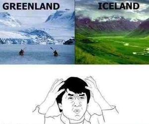 cold, greenland, and iceland image