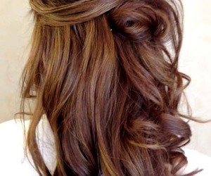 brown, fashion, and cabello image
