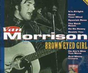 brown eyed girl, fave, and van morrison image