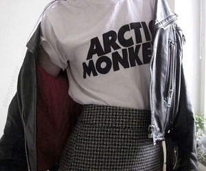 arctic monkeys, grunge, and fashion image
