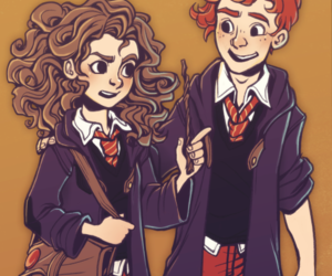 fanart and harry potter image