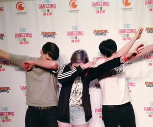 phil lester, dan howell, and youtube image
