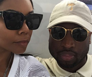 couple, gabrielle union, and brownskin image
