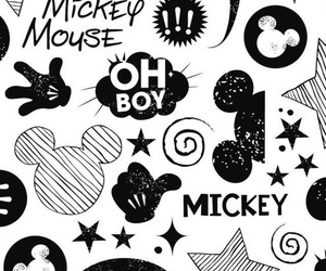 wallpaper, mickey, and mickey mouse image
