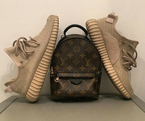 Louis Vuitton, luxury, and yeezy image