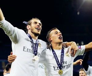 football, real madrid, and sports image
