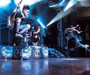 we came as romans, wcar, and joshua moore image