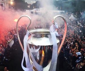 real madrid, hala madrid, and champions image