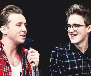 danny jones, flones, and McFly image
