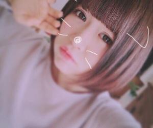 美少女 and かわいい image