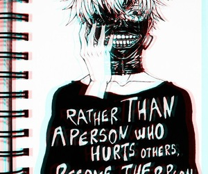 ghoul, hurt, and notebook image