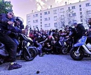moto, thug, and cité image
