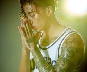 jay park, jay, and rapper image