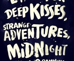 life, kiss, and adventure image