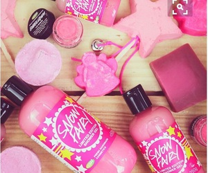 lush and pink image