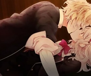 diabolik lovers and kou image
