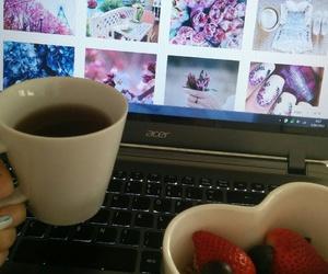 breakfast, fruit, and goals image