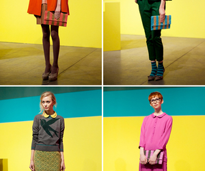 color and fashion image