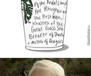 game of thrones, funny, and daenerys image