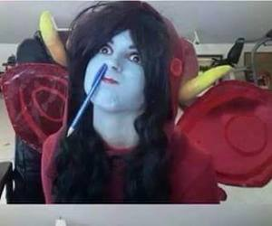 cosplay, homestuck, and aradia megido image