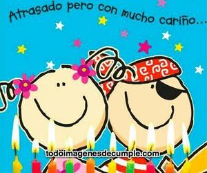 happy, happybirthday, and felicidadez image