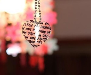 necklace and one direction image