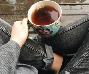 tea and jeans image