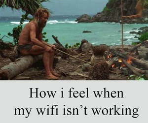 dead, wifi, and funny image