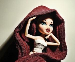 barbie, black, and blue eyes image