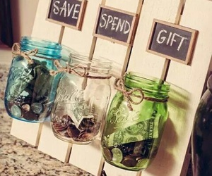 diy, money, and save image