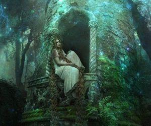 fairytale, fantasy, and rapunzel image