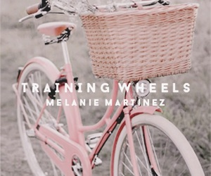 training wheels and melanie martinez image