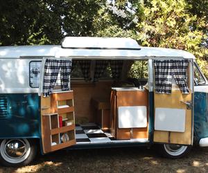 travel, vanlife, and van image